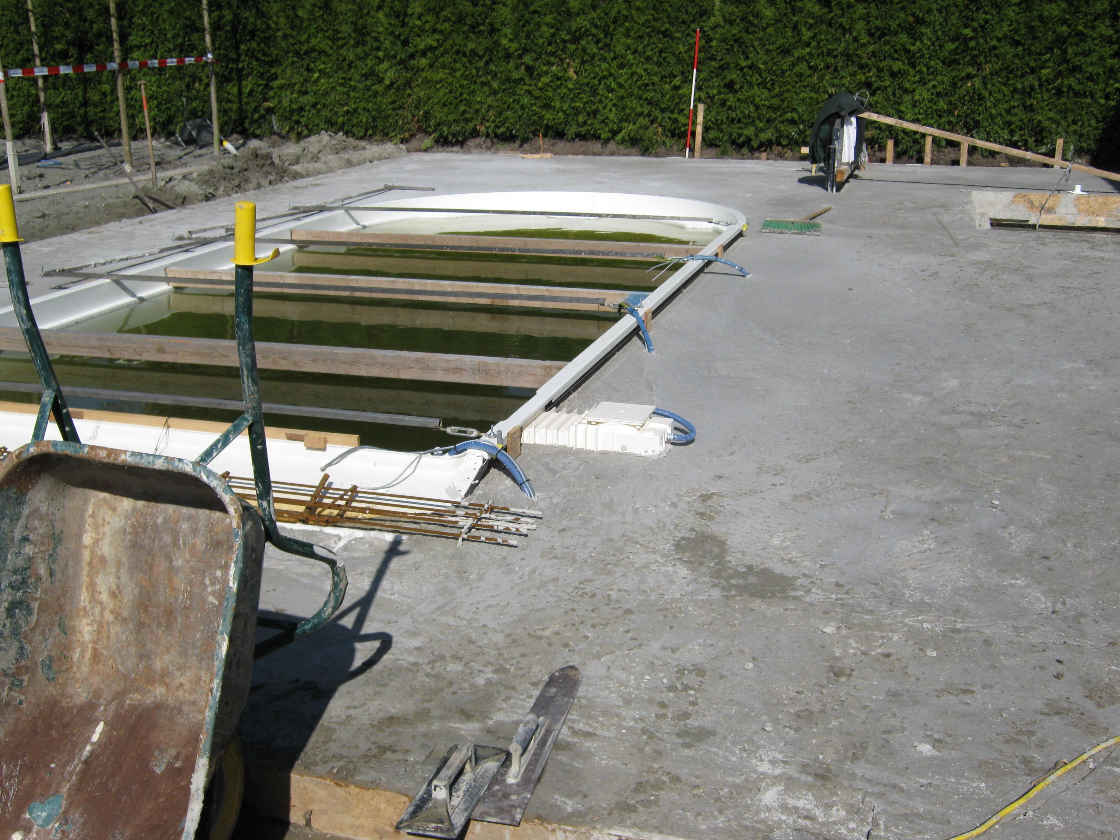 Welkom op de van dijk maasland projecten site - Omgeving zwembad ontwerp ...